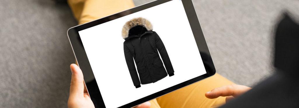 Habits d'hiver doudounes chauffantes en ligne