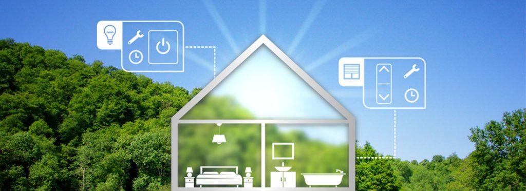 Opter pour la domotique et l'énergie renouvelable