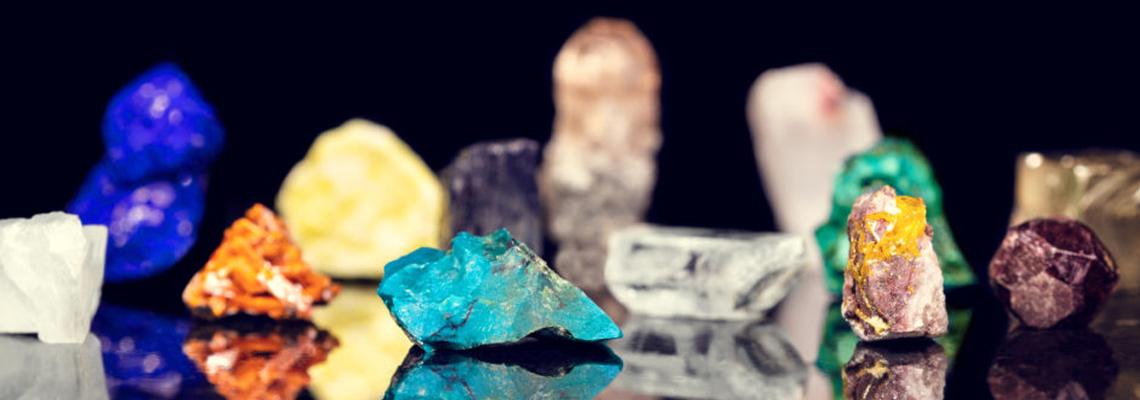 pierres semi-précieuses